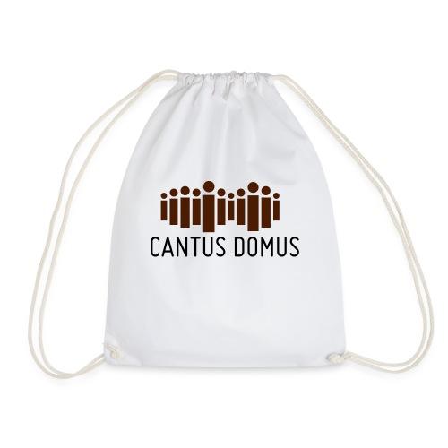 Cantus Domus Logo ohne Untertitel 2c - Turnbeutel