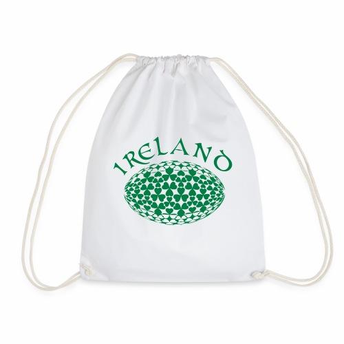 Ireland Rugby Ball - Drawstring Bag