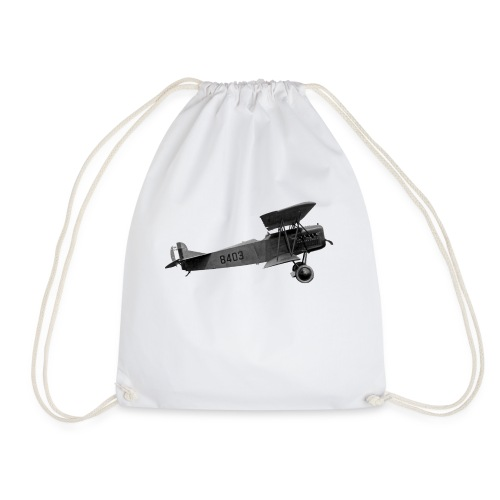 Paperplane - Drawstring Bag