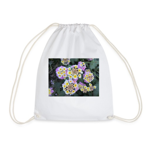 Flower power Nº8 - Mochila saco