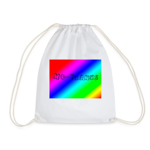 MO-Pranks rainbow - Gymbag