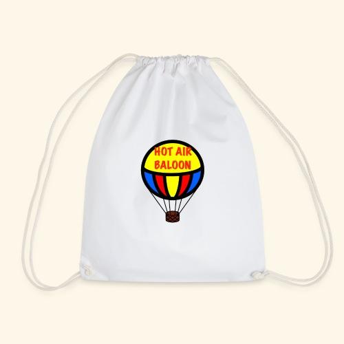 hotair baloon - Sacca sportiva