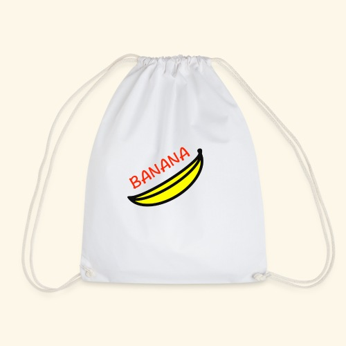 banana - Sacca sportiva