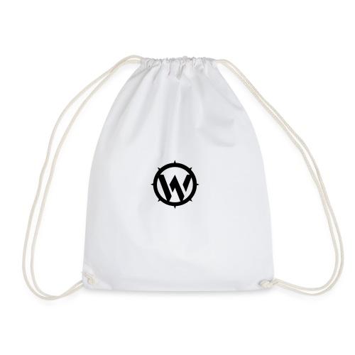 WLYP Blue/White Sports Jacket - Drawstring Bag
