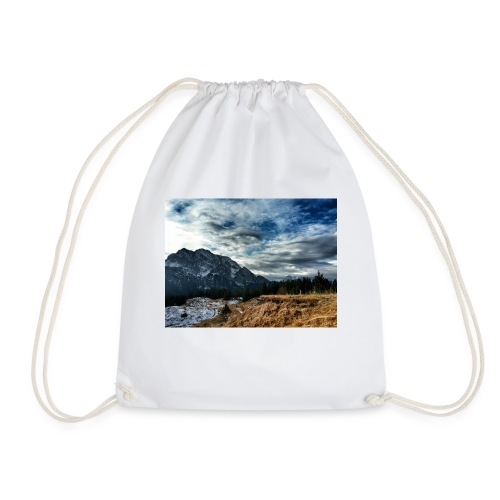 Wolkenband - Turnbeutel