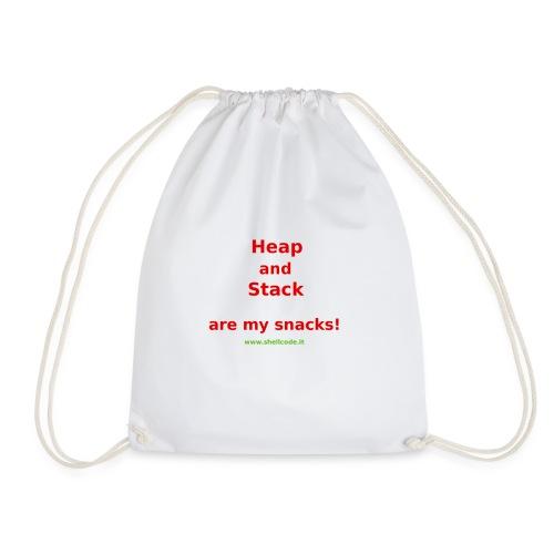 Stack Snack - Shellcode.it - Sacca sportiva