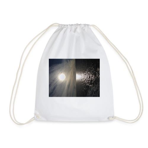 i phone 6/6s cover elastik med solnedgang - Sportstaske