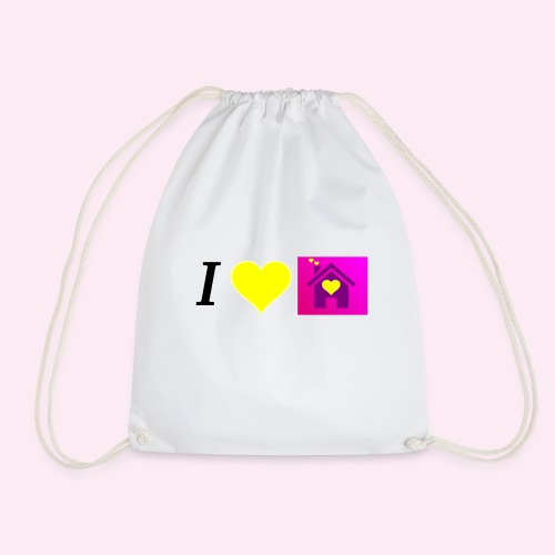 IILOVEB.SHOW - Drawstring Bag