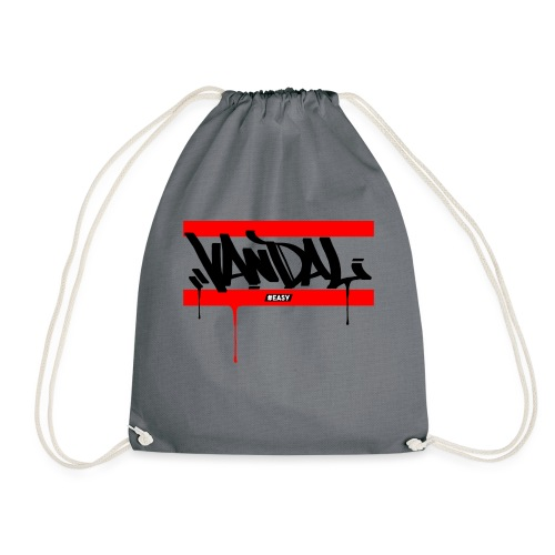 #EASY Graffiti Vandal T-Shirt - Sacca sportiva