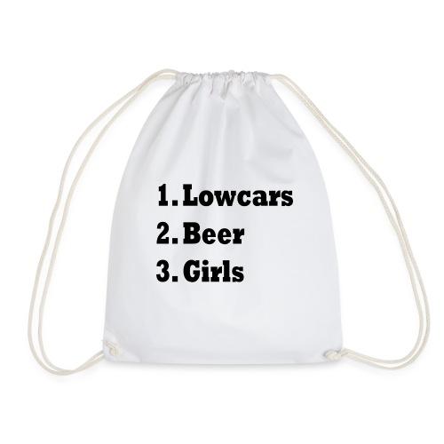 Lowcars Shirt - Gymtas
