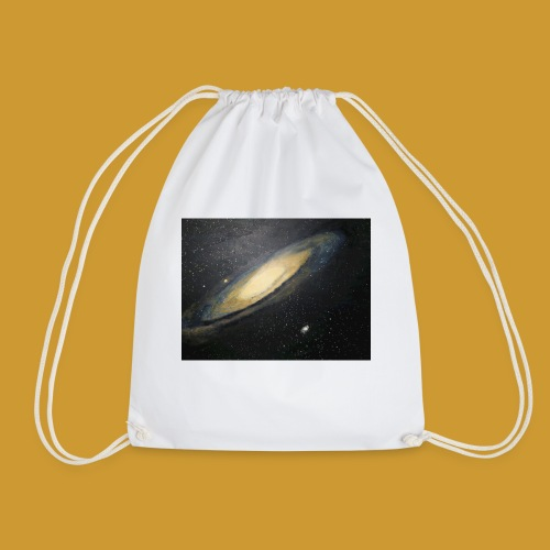 Andromeda - Mark Noble Art - Drawstring Bag