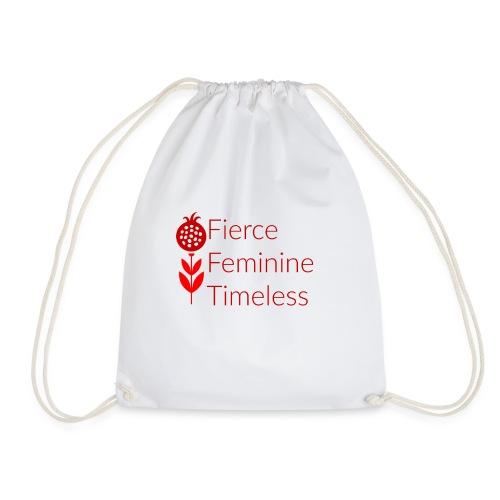 Fierce, Feminine & Timeless - Sportstaske
