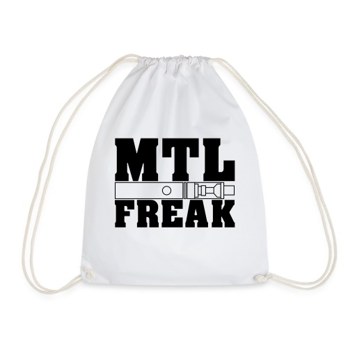 MTL Freak Dampfer Motiv - Turnbeutel