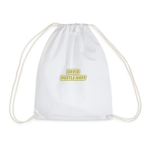 David Hustlehoff Solo - Drawstring Bag