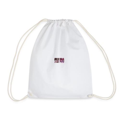 STAY PRO - Drawstring Bag