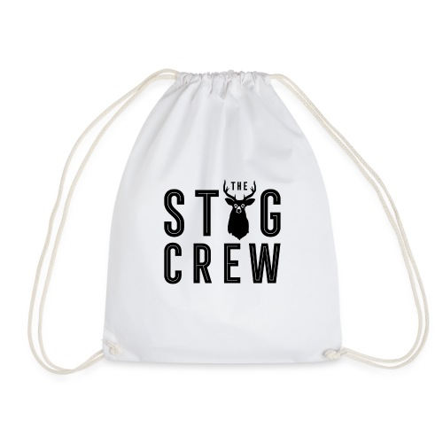 THE STAG CREW - Drawstring Bag