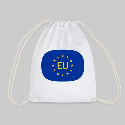 VJocys European Union EU - Drawstring Bag