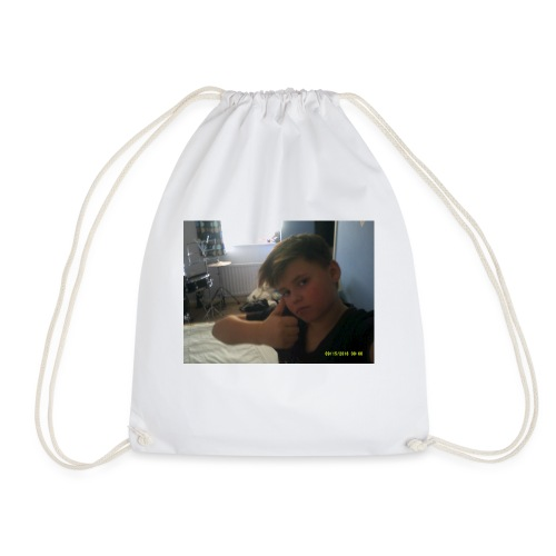 mouse pad - Drawstring Bag