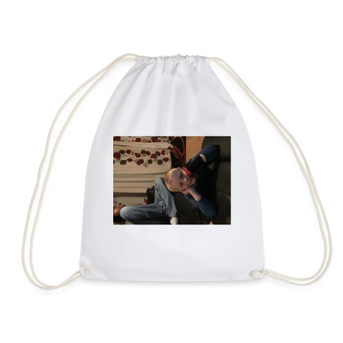 Lee whybrow - Drawstring Bag