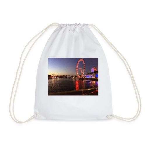London Eye - Drawstring Bag