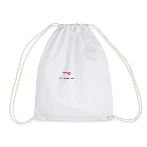 FTO - Drawstring Bag