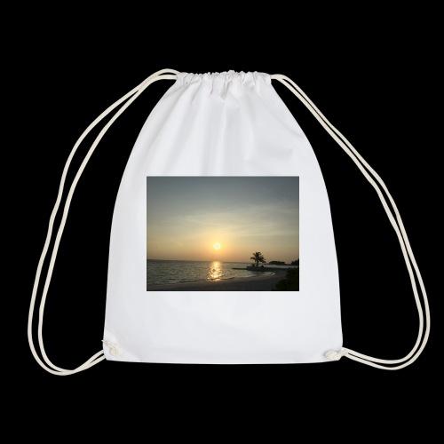 Sunset clothes - Drawstring Bag