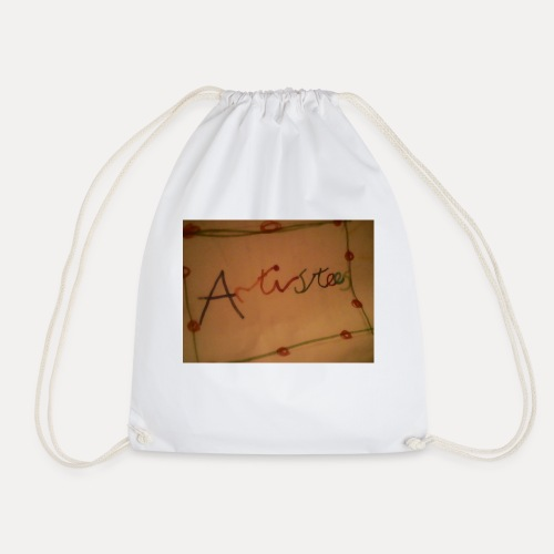 Artistees - Drawstring Bag