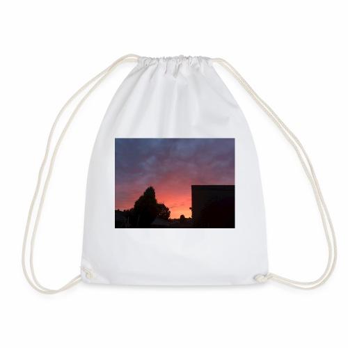 Sunset views - Drawstring Bag
