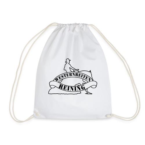 Westernreiten - Reining- Custom Tee Design - Turnbeutel