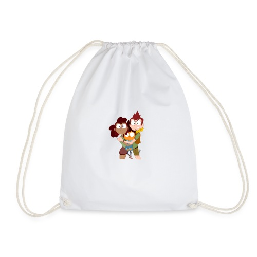 Camp camp fan art design - Drawstring Bag
