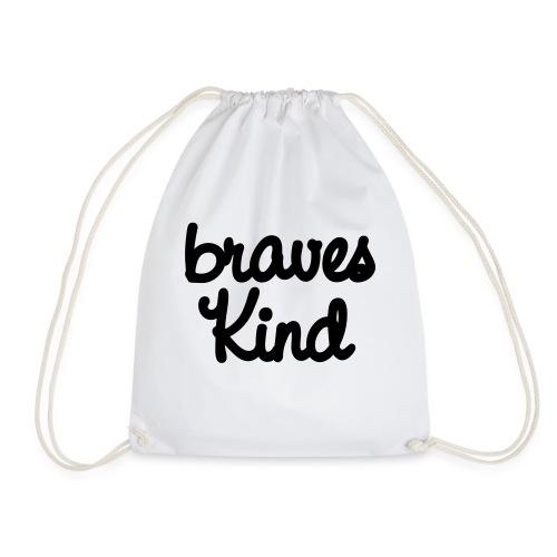 braves kind - Turnbeutel