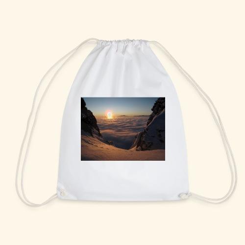 Sonnenuntergang - Turnbeutel