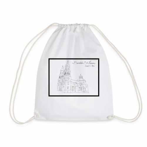 T Shirt Basilika St Lorenz Kempten Allgaeu - Turnbeutel