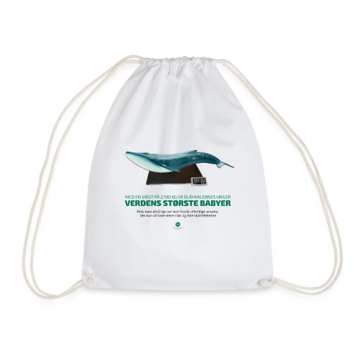 Blåhvalens unger - Sportstaske