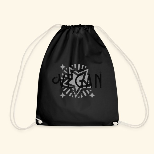 We Are Vegan Cool - Drawstring Bag