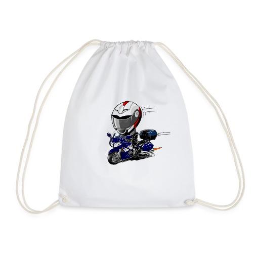 FJR OceanBlue helm en kofferset - Gymtas