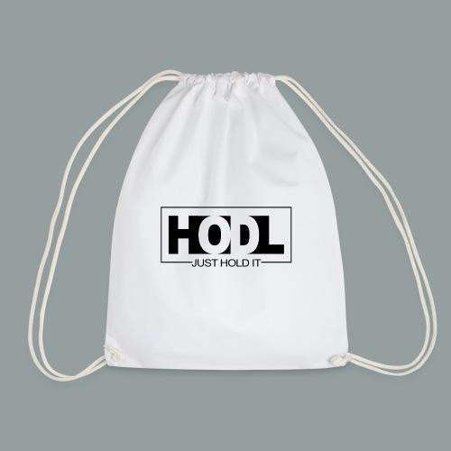 Just HOLD It - Mochila saco