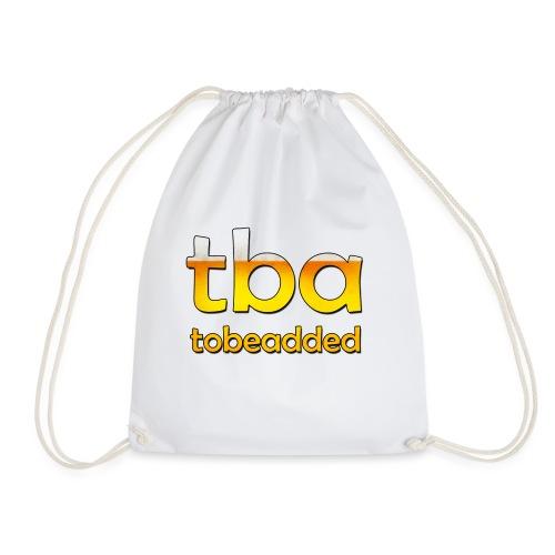 Bier tobeadded - Turnbeutel