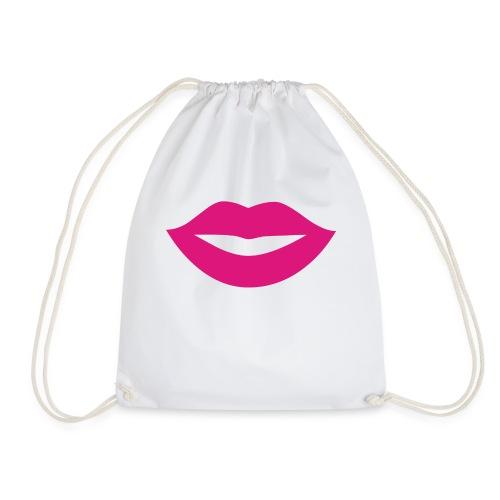 2000px-Lips_Silhouette-svg-png - Sac de sport léger