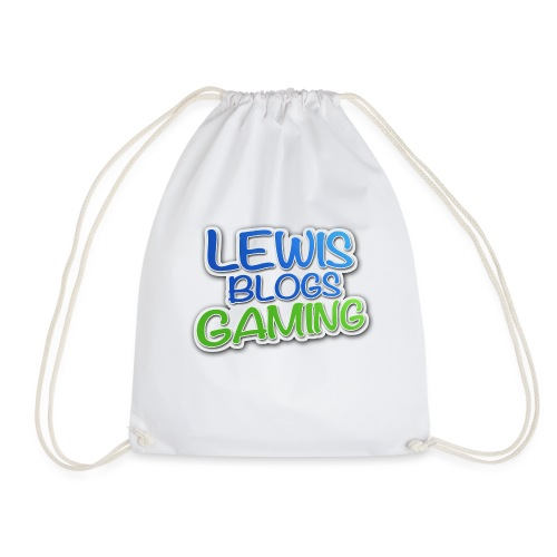 LEWISLOGO - Drawstring Bag