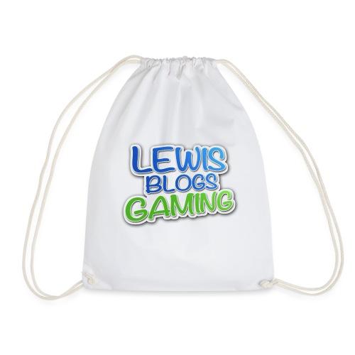 LEWISLOGO - Drawstring Bag