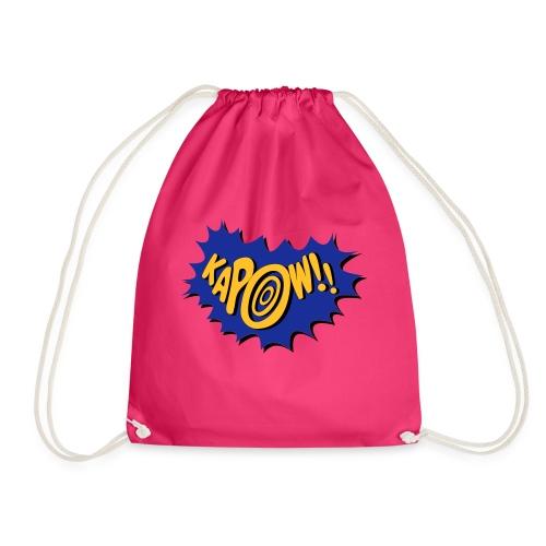 kapow - Drawstring Bag