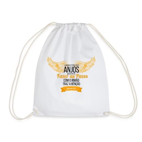Angels Peas - Drawstring Bag
