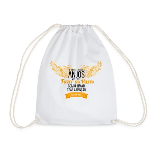 Angels Peas - Drawstring Bag