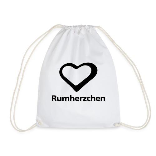 Rumherzchen - Turnbeutel