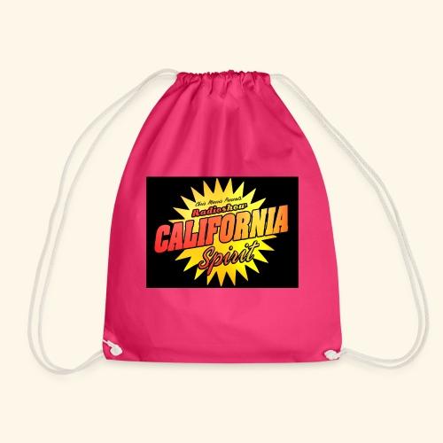 California Spirit Radioshow Vintage - Sac de sport léger