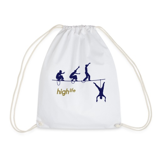 Highlife (woman) - Drawstring Bag