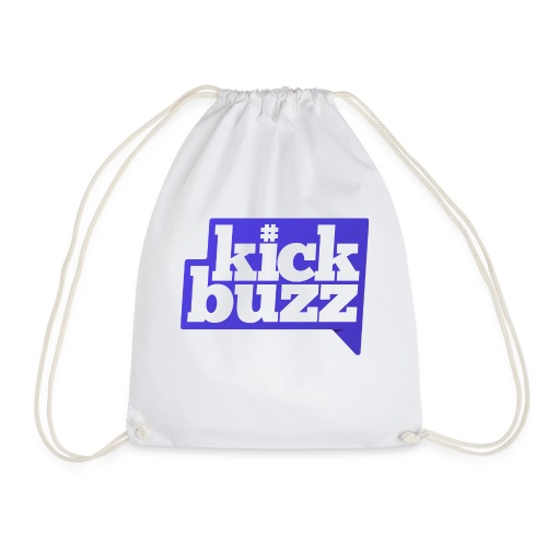kickbuzz logo - Turnbeutel