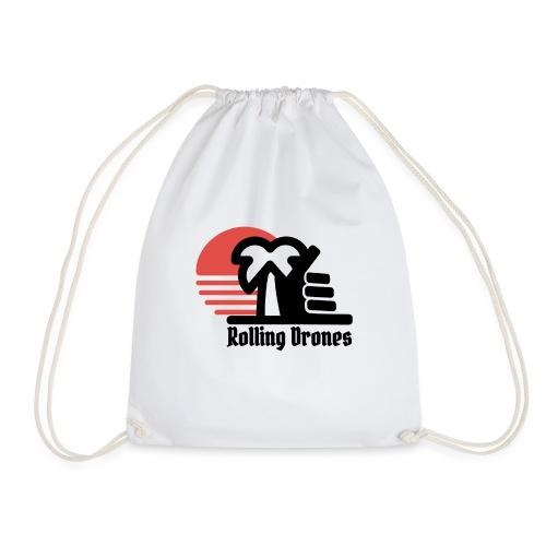 Rolling Drones 2019 - Drawstring Bag