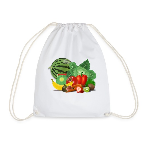 fruits aliment - Sac de sport léger